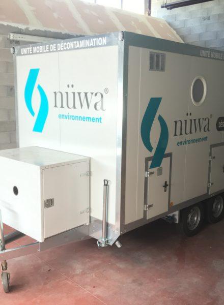 Nuwa - Entreprise de désamiantage